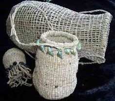 Billedresultat for aboriginal basket weaving