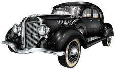 Resultado de imagem para vintage cars art