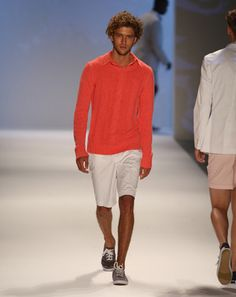 this sweater is CORAL, people!  NOT tangerine!  Okay, it might be papaya... which is still not a citrus fruit.