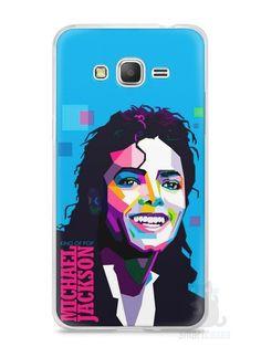 Capa Samsung Gran Prime Michael Jackson #2 - SmartCases - Acessórios para celulares e tablets :)