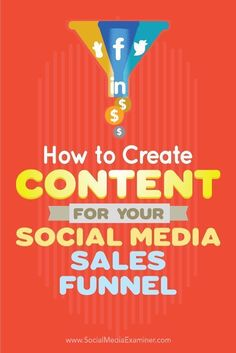 Are you using social to nurture customers?  When you start with the right content, its simple to adapt key pieces of it for a variety of social media channels.  In this article, youll discover how to create, repurpose, and amplify content to reach peopl