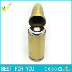 Discount Electronic Cigarette Lighter Rechargeable Usb Lighters Flameless Windproof Lighter Bullet Shape Lighter Usb Lighter Torch Jet Lighter From China | Dhgate.Com