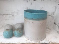 A personal favourite from my Etsy shop https://www.etsy.com/uk/listing/555246079/ceramic-stoneware-handmade-outdoor-plant