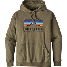 Patagonia - Line Logo Badge Lightweight Pullover Hoodie - Men's