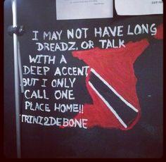 #Trinidad & Tobago #trini