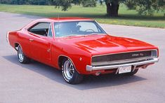 The 1968 Dodge Charger.