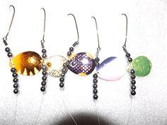 5 Pack Walleye Crawler Harness Tssully Custom Painted for… Walleye Rigs, Custom Paint, Fishing, Drop Earrings, Jewelry, Jewlery, Jewerly, Schmuck, Drop Earring