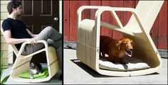 Guy Kawasaki - Google+ - (Mon02) Rocking chair for pets and their owners: …