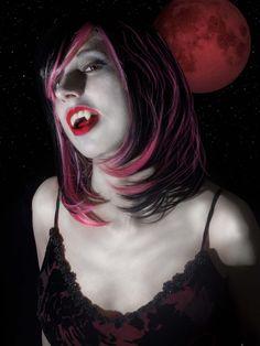 Little Vampire Girl