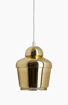 Pendant Lamp By Finish Achitect And Designer Alvar Aalto