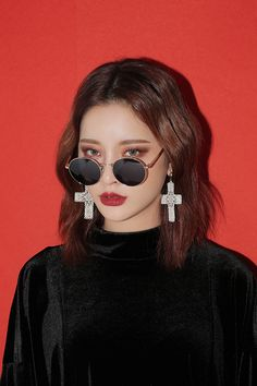 New hair makeup photography dark ideas Make Up Looks, Mode Ulzzang, Ulzzang Girl, Korean Girl, Asian Girl, Bora Lim, Byun Jungha, Korean Makeup Look, Korean Makeup Ulzzang