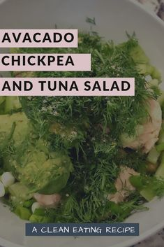 This tuna salad replaces mayo with avocado making this extra creamy and healthy.  Perfect for pregnant moms it's packed with healthy fats and extra nutritious.  Great clean recipes for snacks, lunch or entertaining guests because it's really quick and easy to whip up. You can easily replace tuna for chicken and have a great clean eating chicken salad! Healthy Tuna Salad, Avocado Tuna Salad, Healthy Fats, Breastfeeding Nutrition, Pregnancy Nutrition, Pregnancy Meals, Healthy Meals For One, Healthy Recipes For Weight Loss, Pregnancy Supplements