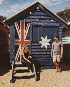 Melbourne Trip, Travel Couple, Us Travel, House Colors, Brighton, Travel Photos, Travel Inspiration, Sydney, Beach House