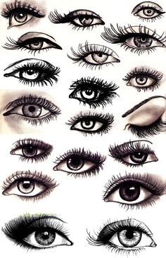 different eyes for different looks