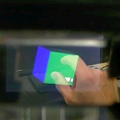 Los wearable serán una plataforma para juegos en 3-D, videoconferencia y navegación web controlada con movimientos de la cabeza