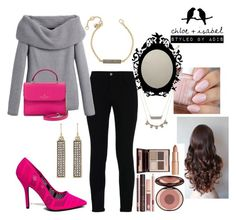 """c+i styled by Adis: Bold"" by candibyadis on Polyvore featuring STELLA McCARTNEY, Charlotte Tilbury, White House Black Market, Kate Spade, Chloe + Isabel, women's clothing, women, female, woman and misses"