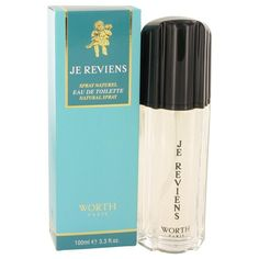 je reviens by Worth Eau De Toilette Spray 3.3 oz