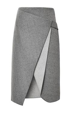 Wrap skirt--Dion Lee