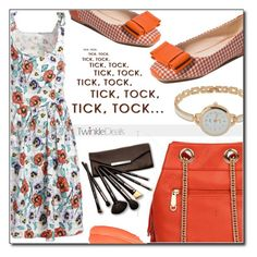 """Get the look"" by fashion-pol ❤ liked on Polyvore featuring Borghese and vintage"
