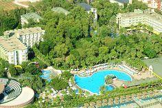 Delphin Botanik Hotel - Alanya, Antalya Otelleri