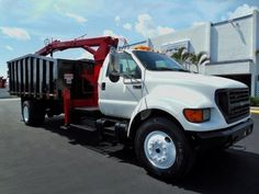 USED 2001 FORD GRAPPLE F750 GRAPPLE #truck