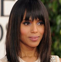 Trends Hairstyles Semi-Long With Bangs Latest - Hairstyle hairstyles semi-long Pony – Fits a Pony in the shape of my face? This seems to be the crucial ques...
