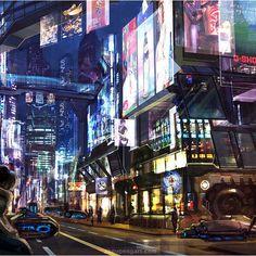 future-city-street-picture-9273.jpg (632×632)