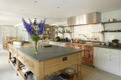 Flaster coverings by ivanka concrete wall and floor coverings edwardian inspired kitchen malvernweather Choice Image