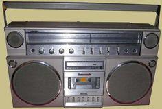 Panasonic Boom Box - 1982