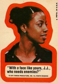 Good Times - 1975 Sticker