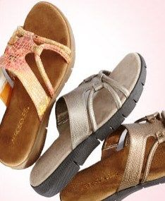 Find a size perfect for you by shopping our wide width sandals