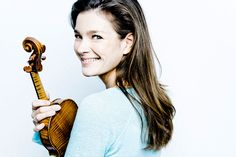 'My violin is my voice', says Janine Jansen. Read more about how she takes care of her violin while flying: klmf.ly/2juaXe9 #KLMblog
