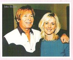 JD and Danish singer Lene Siel. They recorded a Perhaps Love duet together.