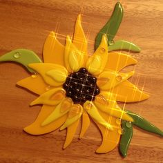 SUNFLOWERS  SOLD  by IrinaSkarbovsky on Etsy, $20.00 these are beautiful grew  wall decoration