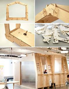 WikiHouse: Grassroots-tech DIY home architecture. I wonder how practical and achievable this would prove to be, in the upper Midwest. Click through for WebUrbanist article; see also http://popupcity.net/2012/09/diy-architecture-first-wikihouses-built/