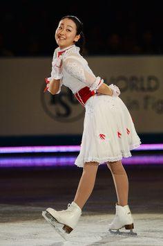 Mao Asada - ISU World Team Trophy 2013: Day 4
