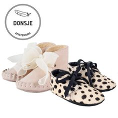 Donsje baby shoes | available February | www.minirepublic.nl