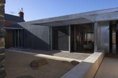 edward street house | entry ~ sean godsell