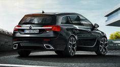 Der neue Opel Insignia OPC   Der Sportwagen von Opel Deutschland