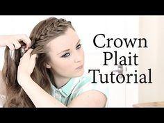 How to do a Crown Braid – Mom Fabulous