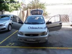 Chileautos: Chevrolet CORSA SWING DH 2005 $ 1.850.000