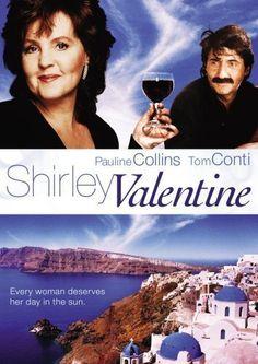 hello wall shirley valentine monologue