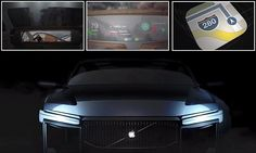 Is this Apple's car? Concept video reveals what 'Project Titan' with wraparound dashboard and watch control could look like | Video from ConceptsiPhone reveals design for a 2020 Apple Car | Design has wide dashboard screen that connects to Safari, Maps, and Siri | Apple hasn't confirmed car plans, but interest in auto has been indicated [Futuristic Cars: http://futuristicnews.com/category/future-transportation/]
