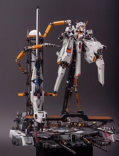 Custom Build: 1/144 A.O.Z RX-124 GUNDAM TR6 [Wondwart] + Diorama - Gundam Kits Collection News and Reviews