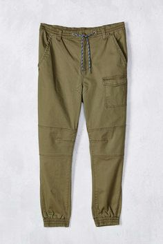 Without Walls Cargo Pocket Jogger - Urban Outfitters