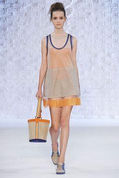 Philosophy di Lorenzo Serafini Spring 2010 Ready-to-Wear Fashion Show - Imogen Morris Clarke