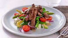 Ungarsk gulasj | Oppskrift - MatPrat Wok, Beef, Snacks, Dinner, Cooking, Healthy, Inspirational, Meat, Dining