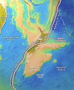 Ancient Earthquakes along New Zealand's Coast Give Rise to New Concerns | Rachel K Wentz