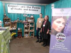 At the Rocky Mountain #Gift #Show #Denver #colorado #skincare #spa. Gift Show Cindy Jones Laura Lee