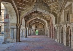 Bara Gumbad Mosque, Lodi Gardens, New Delhi by Mukul Banerjee on First Battle Of Panipat, Governor General Of India, Lodi Gardens, Sufi Saints, Archaeological Survey Of India, Mughal Empire, Hindu Temple, New Delhi